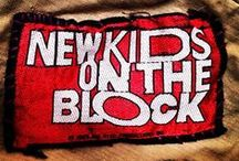 NKOTB / by Jillian A