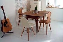 Dining room / by Mercedes Dóczi