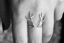 Jewellery / by Svanhvit