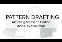 Sewing - Pattern Drafting