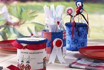 Patriotic Crafting