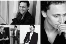 Hiddleston.... / by A.K. Miller