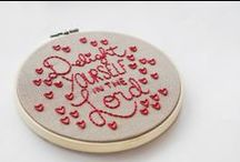 Crafts - Embroidery & Cross Stitch