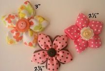 Crafts - Flowers, Bows & Hair Accessories