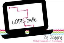 CODE-tastic / Coding apps, sites, activities and resources