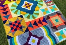 Quilts I Love - THREE / by Robbie P