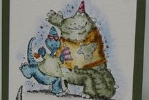 Watercolor cards / by Angela Carter