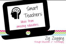 Smart Teachers ... / Ideas from amazing educators curated into one awesome board. The ideas here are for any classroom.