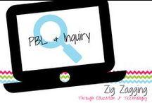 PBL, Inquiry & Genius Hour. Oh My!