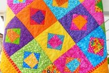 Quilt making / Start from scratch to discover this art of keeping loved ones warm ;) / by Priscilla Monge Vasquez
