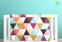 triangle quilt? / by Sally Metzger