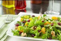 Salads, Dressings, Dips / Various salads & dips / by Sharon Abbott