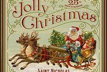 Antique Christmas / by Leah Pasquerilla McCullough