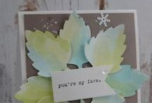 Winter cards: Angela's Ink Link