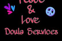 PEACE & Love Doula Services / by Jessica Babb