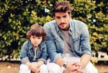 Daddy Image Spring/Summer / Some Spring/Summer looks sure to make the man in your life smile.
