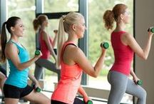 Fitness / Some quick fitspo fixes to work into even the busiest of schedules.