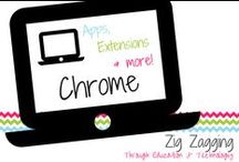 Chrome & More / All about the Chrome browser & Chromebooks - apps, extensions, and more.