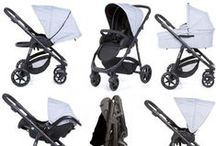 Single Prams & Pushchairs / Our range of single prams and pushchairs designed for the modern day parent.
