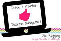 Positive & Proactive Classroom Management