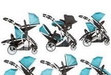 Double & Tandem Pushchairs / Our range of twin, double and tandem pushchairs designed for if you've got more than one.