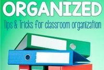 Classroom Organisation/Decoration