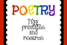 Poetry Resources for ALL Ages