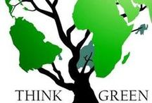 Earth Day- Go Green for Students / by Bellevue University Library