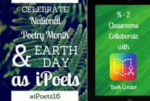#iPoets for Earth Day