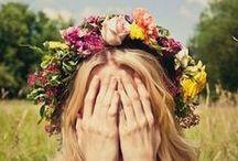 Boho Weddings / Boho wedding inspiration