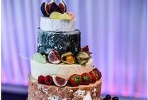 Alternative Wedding Cakes / wedding cakes, alternative wedding cakes, naked wedding cakes,