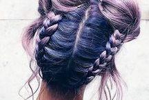 Cinder Hair Style / Hair style for my babby Cinder uvu ♥
