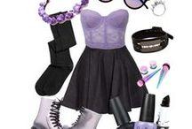 Clothes inspiration for Cinder /Modern AU / ♥