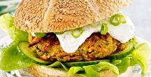 Vegane Burger / Vegane Burger - lecker und einfach! ♡