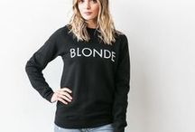 For The Blonde Babes