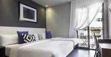 """Hotel Acta BCN 40 / El Acta BCN 40 es un hotel de 2 estrellas ubicado en el corazón de Barcelona. La filosofía del BCN 40 es muy sencilla: """"Menos es más."""" Siempre hemos creído que la comodidad no está reñida con la sencillez y que la modernidad no está en el lujo, sino en la espontaneidad, la fusión y el cambio."""