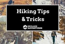 Hiking Tips and Tricks / Looking for the best hiking tips and tricks for beginners? Learn from experts to take it to the next level. Click follow for more.