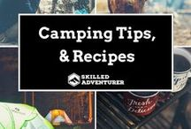 Camping Tips, Ideas & Recipes / A place to share the best camping tips, ideas and camping recipes. Click follow for more.