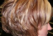 Hair / by Debbie Hibbert