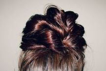 """Hair and Beauty / """"Gorgeous hair is the best revenge"""" / by Shaylee Reed"""