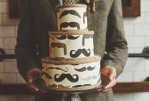 Groom Cakes / Put the icing on the cake on your wedding day, literally.