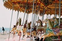 I Love Carousels / by Debbie Hibbert