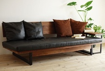 Favourite pieces / Sweet coffee table for small space living
