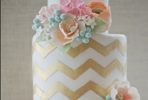 cake heaven / cake ideas to add some extra sweetness to your engagement party, bridal shower or your big day / by tammy noth bonovitz
