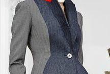 fashion / My fashion sense: minimalist, elegant, classic, edgy, monochromatic, unique, asymmetrical / by Halelly Azulay