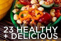 healthy eats. / by Erin Baynham