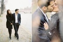Engagement Photos / Capture the wonders of a whirlwind romance.