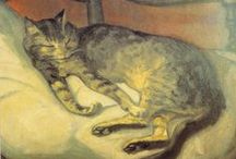 Steinlen ^^ Museum of Cat Art / by Cat Museum