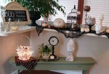 Displays and Vignettes / by Angela Thompson
