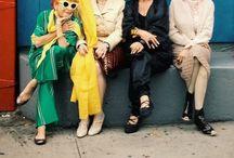 glamourous girls